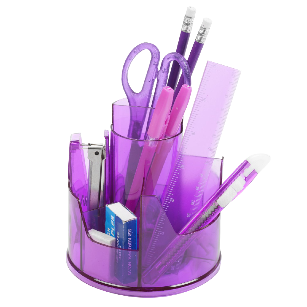 Stationery Desk Organiser Set Ready4content